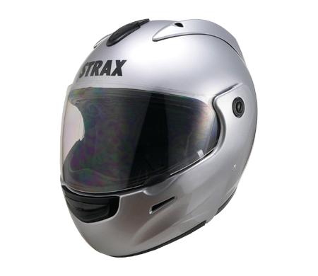 STRAX モジュラーヘルメット シルバー