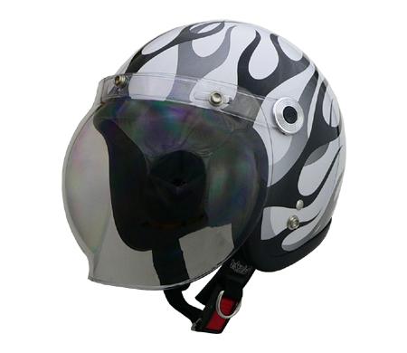 バートン ジェットヘルメット ホワイトフレア