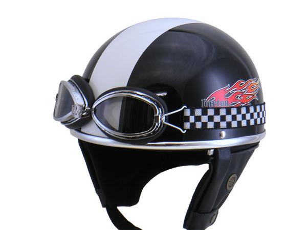 Barton ビンテージヘルメット 黒